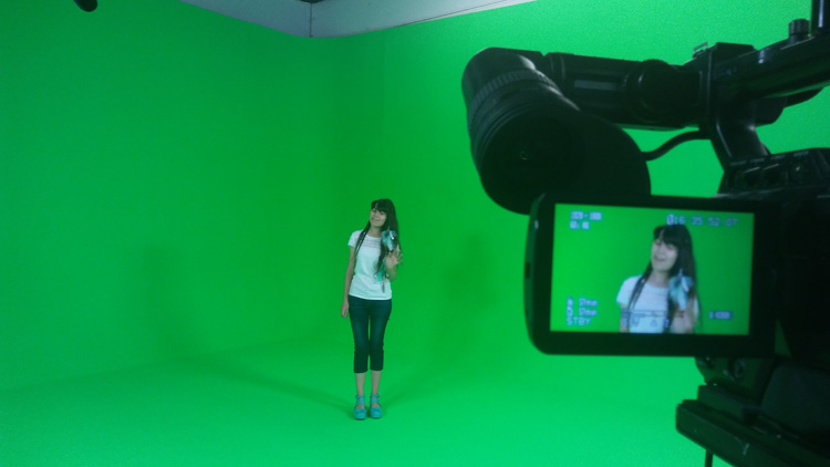 JDS Studio Green Screen