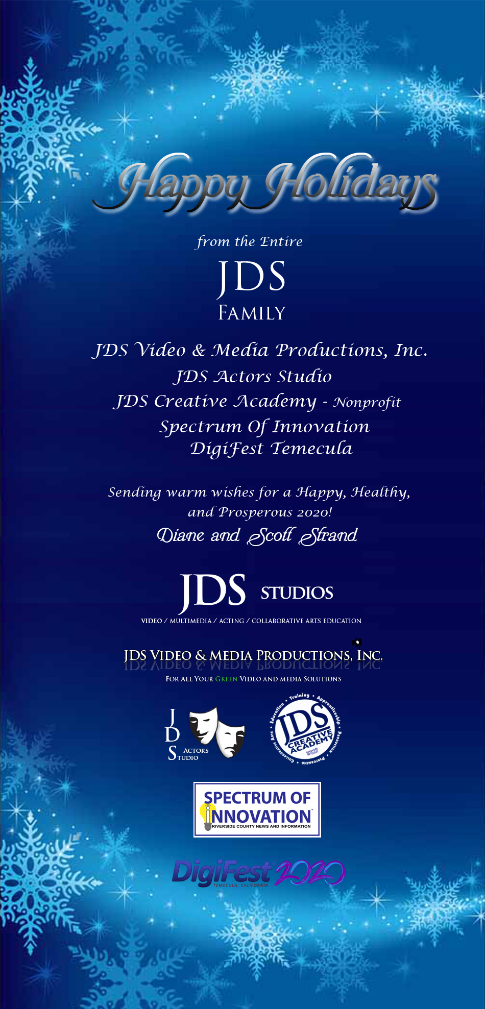 JDS Studios Happy Holidays-2019